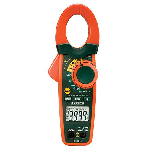 Extech EX710 800A AC lakatfogó