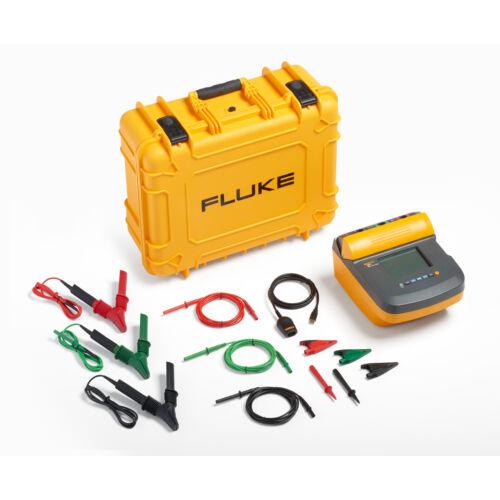 Fluke 1550C Kit MegaOhm mérő, 5kV