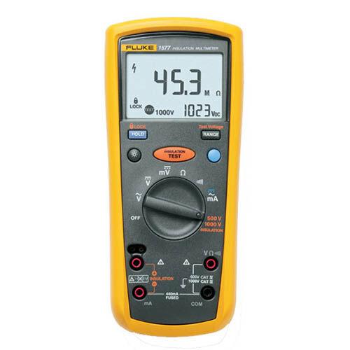 Fluke 1587 FC Szigetelési ellenállásmérő multiméter