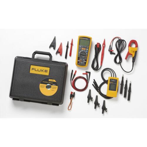 Fluke 1587/MDT FC Szigetelési ellenállásmérő multiméter