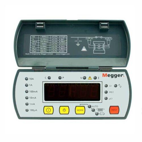 Megger DLRO10 Ducter ellenállásmérő + DH4-C mérővezetékkel