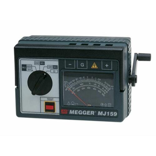Megger MJ159-EU analóg szigetelési ellenállásmérő, 1kV