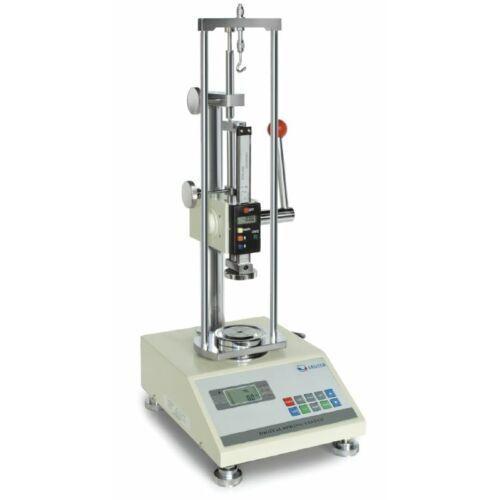 Sauter SD 500N100 rugóerő mérő tesztállvány 500N