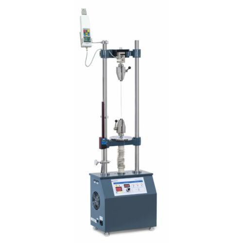 Sauter TVS 10KN100 prémium mérőállvány precíziós léptetőmotorral 10kN